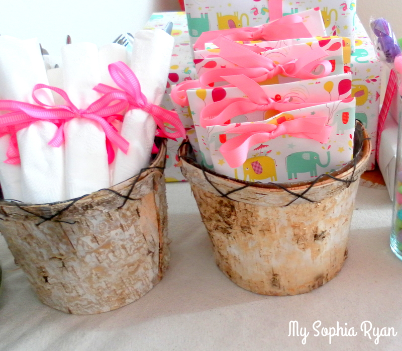 Make Your Own Party Favor Bags