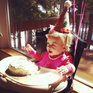 Baby's First Birthday Party