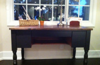 Pottery Barn Look Alike Desk