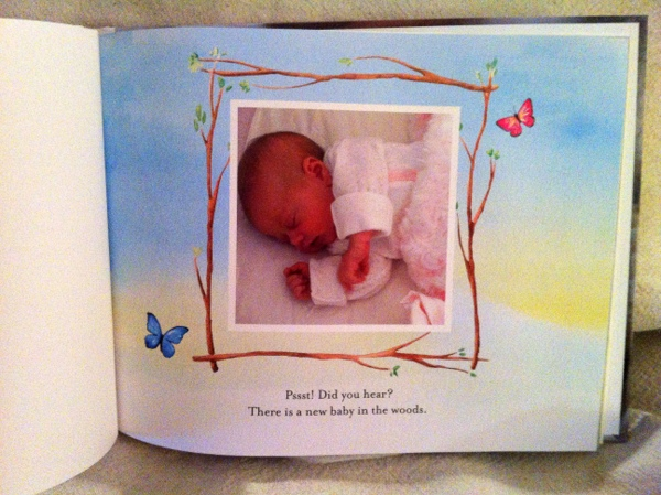 Make a Storybook for your Baby