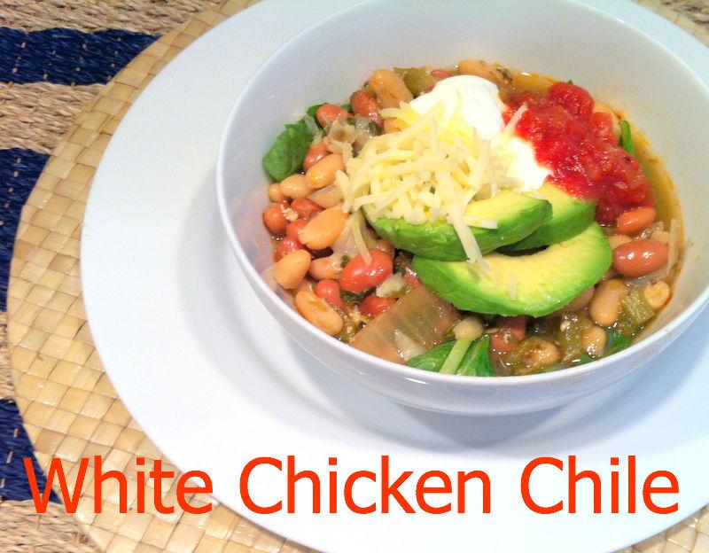 White Chicken Chile