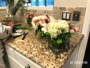 Secret to Lasting Hydrangea Arrangements & Simple Dining Table Set-Up
