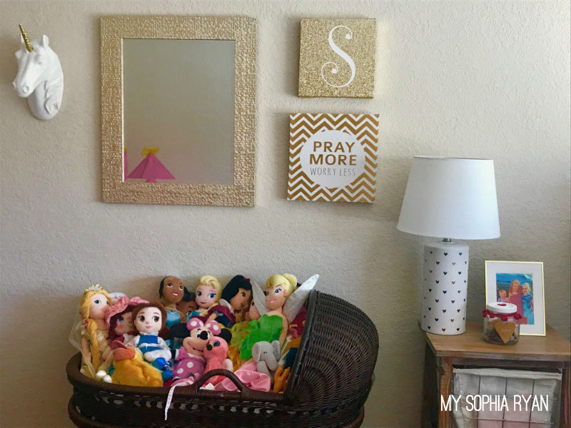 Sophia's Room - Target Lamp